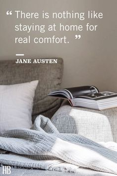 Jane Austen Home Quote Happy Home Quotes, Home Decor Quotes, Home Quotes And Sayings, Great Quotes, Quotes To Live By, Life Quotes, Inspirational Quotes, Qoutes, Quotes About Home