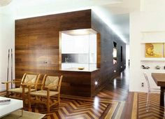 Modern Interior Design Ideas, Combined With Impressive Architectural  Features, Enriched Home Redesign. The