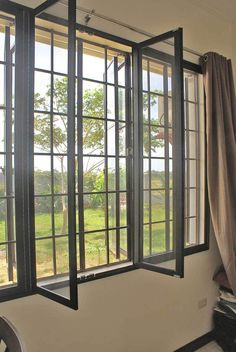 Minimalist Window Design Ideas for Your House ideas philippines ✓ Minimalist Window Design Ideas for Your House [Images] Home Window Grill Design, Window Grill Design Modern, House Window Design, Grill Door Design, House Windows, House Roof, Style At Home, Wooden Window Design, Minimalist Window