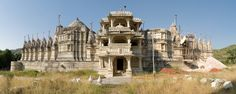 Ranakpur Temple panorama
