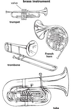 week 19: instrument families - Brass