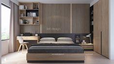 Interior Living Room Design Trends for 2019 - Interior Design Modern Bedroom Design, Master Bedroom Design, Decoration Bedroom, Home Decor Bedroom, Small Room Design, Teen Girl Bedrooms, Suites, Luxurious Bedrooms, Bedroom Apartment