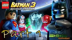 A friendly play through of LEGO Batman Beyond Gotham - Part 1 in the Sewers and Vs. Lego Batman Games, Danny Elfman, Killer Croc, Music Publishing, Gotham, Artist, Kids, Gaming, Posts