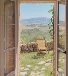 New Year Look, Times Property, Under The Tuscan Sun, Italian Summer, Window View, Summer Dream, Northern Italy, Travel Aesthetic, Countryside