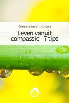Leven vanuit compassie - 7 tips