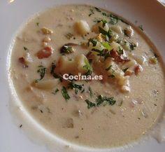 Clam-chowder: http://clam-chowder.recetascomidas.com/
