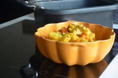 Wintergroenten in de slow-cooker