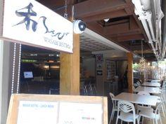 WASABI Japanese restaurant , The Breakers Hotel ,Waikiki