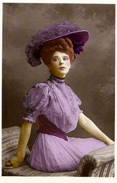 The Sum Of All Crafts: image collection-women (in lavender)