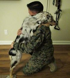 Aussies love their humans SO much. | 17 Reasons Australian Shepherds Are The World's Best Dogs Australian Shepherds, Australian Shepherd Training, Aussie Shepherd, Australian Shepherd Puppies, Aussie Dogs, Aussie Mix, Blue Merle, Husky, Herding Dogs