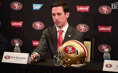 Kyle Shanahan can't predict 49ers roster and that's a good thing