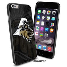 (Available for iPhone 4,4s,5,5s,6,6Plus) NCAA University sport Purdue Boilermakers , Cool iPhone 4 5 or 6 Smartphone Case Cover Collector iPhone TPU Rubber Case Black [By Lucky9Cover] Lucky9Cover http://www.amazon.com/dp/B0173BS2SA/ref=cm_sw_r_pi_dp_GYunwb108A446