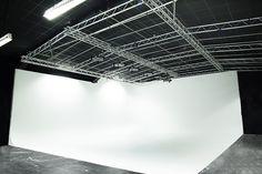 Studio 1 is our largest film studio available for hire. Film Studio, Scenic Design, Building Ideas, Filmmaking, Studios, London, Wall, Movie, Cinema
