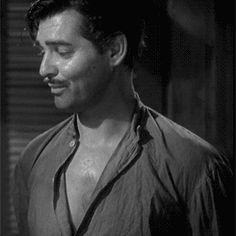 Clark Gable...being Clark Gable.