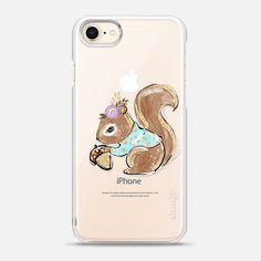 Casetify iPhone 8 Snap Case - KaramfilaS Woodland | The Fashion Squirrel by Karamfila Siderova