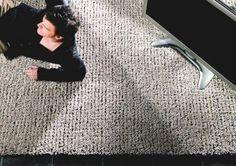 Designer Teppich Maßanfertigung CORTADO