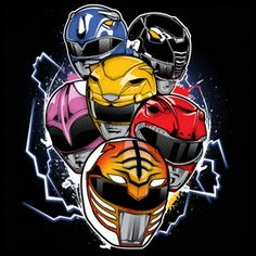 Morphin Time! Power Rangers Tattoo, Go Go Power Rangers, Power Rangers Pictures, Dbz, Vr Troopers, Pawer Rangers, Green Ranger, Mighty Morphin Power Rangers, Comics