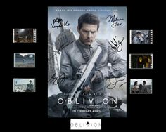 Oblivion Film Cell Presentation  Jack by Everythingbutthatcom, £9.99