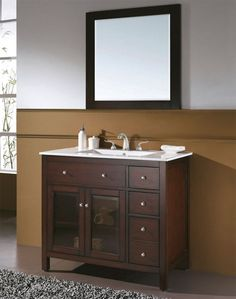 Bathroom Size 36 Inch Bathroom Vanity With Mirror And A Few Other Things The Best 36 Inch Bathroom Vanity