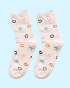 Donut Love Socks