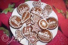Vánoční cukroví - Jitulčiny recepty