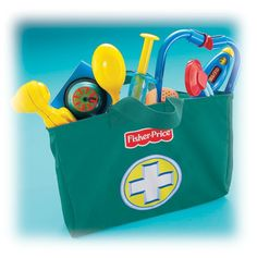 Amazon.com: Fisher-Price Medical Kit: Toys & Games
