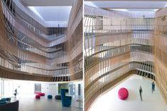 tetrarc architectes hub creatic designboom