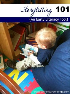 Great resources for early literacy ideas!