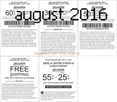 Joann Coupons Ends of Coupon Promo Codes MAY 2020 ! Retailer JOANN for In her including the it's nation's Cleveland hands states stor. Grocery Coupons, Online Coupons, Love Coupons, Print Coupons, Free Printable Coupons, Free Printables, Dollar General Couponing, Coupons For Boyfriend, Extreme Couponing