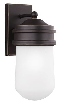 Mount Greenwood 1 Light Outdoor Wall Lantern