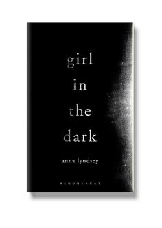 Girl In the Dark cover design by Greg Heinimann (Bloomsbury) Creative Book Covers, Best Book Covers, Ex Libris, Typographie Fonts, Buch Design, Print Design, Graphic Design, Book Jacket, Cool Books