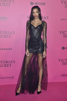 See All the 2016 Victoria's Secret Fashion Show Afterparty Looks   Allure