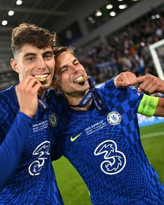 Chelsea Football, Chelsea Fc, Uefa Super Cup, Big Six, Swag Shoes, England Football, Sports Images, Professional Football, Uefa Champions League