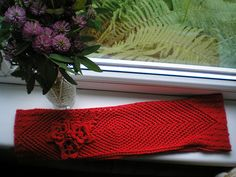 Ravelry: Project Gallery for Trellis Scarf pattern by Bethany Hick Whatcha think, too busy?