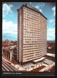 Postcard Classic Building, Modern Architects, Most Beautiful Cities, Condominium, Vancouver, Mid-century Modern, Skyscraper, Multi Story Building, Electric