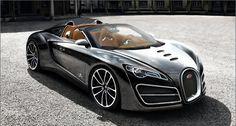 Bugatti Veyron - Body Kit