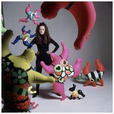 Niki de Saint Phalle by Bert Stern, ca. 1968