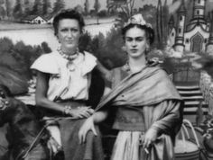 Frida Khalo , Jacqueline Lamba