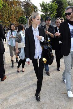 Paris Fashion Week (Spring 2008)
