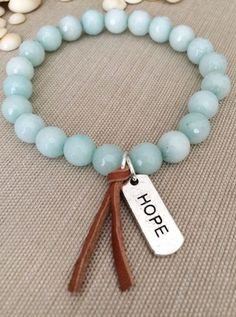 Hey, I found this really awesome Etsy listing at https://www.etsy.com/listing/234243333/light-seafoam-agate-beaded-bracelet-with