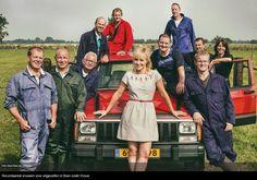 Boer zoekt Vrouw seizoen 2014/2015, die nu loopt.