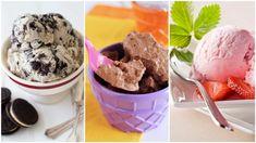 5 Πεντανόστιμες συνταγές για παγωτό που πρέπει να δοκιμάσεις! | ediva.gr Food And Drink, Ice Cream, Favorite Recipes, Sweets, Homemade, Desserts, No Churn Ice Cream, Tailgate Desserts, Deserts