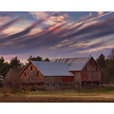 On a Prairie Farm in the Afternoon from Emergent Light Studio for $120.00
