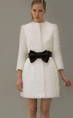 white coat by Teresa Helbig