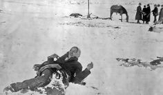 Massacre Of Wounded Knee à Wounded Knee, SD