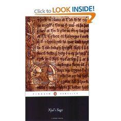Njal's Saga (Penguin Classics): Amazon.co.uk: Leifur; Cook, Robert Eiricksson: Books