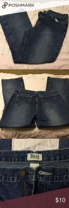 Bass Bootcut Jeans Great condition Bass Bootcut jeans. Bass Jeans Boot Cut