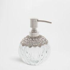 Pot Couvercle Forme de Corail - Accessoires - Bain | Zara Home ...