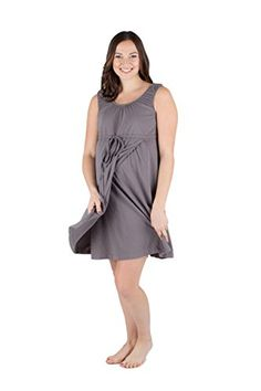 b92fb20bd791c Gray Maternity Labor Delivery Nursing Gown 3 in 1 Baby Be Mine Maternity  Birthing Hospital Gown Gray Ready To Ship, Best Baby Shower Gift