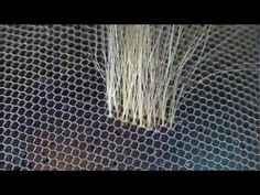 Tutorial: How to Ventilate a Wig - YouTube